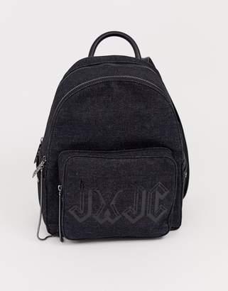 Juicy Couture Juicy aspen zippy backpack in black