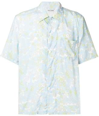 Our Legacy foliage-print shirt
