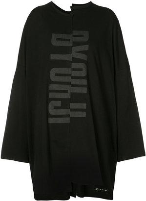 Yohji Yamamoto By Yohji T-shirt $570 thestylecure.com