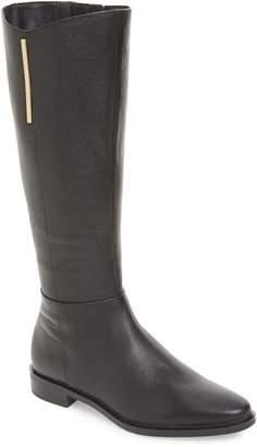 Calvin Klein Francine Knee High Riding Boot