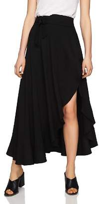 1 STATE 1.STATE Maxi Wrap Skirt