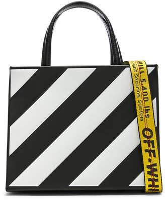 Off-White Off White Small Diagonal Box Bag