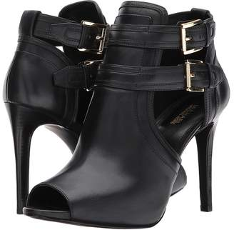 MICHAEL Michael Kors Blaze Open Toe Bootie Women's Boots
