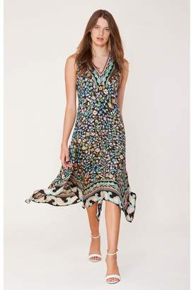 Hale Bob Titania Midi Dress