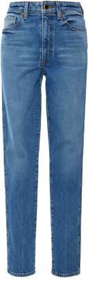 Khaite Vanessa High-Rise Skinny Jeans