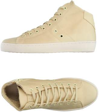 Leather Crown High-tops & sneakers - Item 11139701