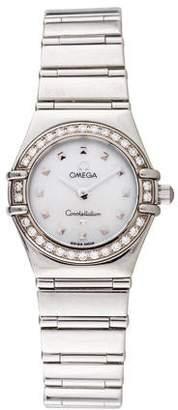 Omega Constellation My Choice Watch