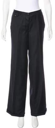 Golden Goose Mid-Rise Wool Pants