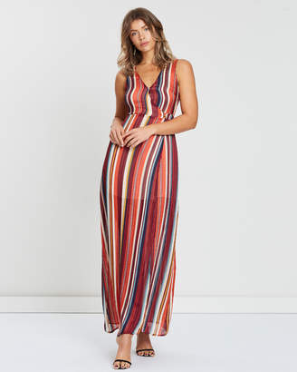 Atmos & Here ICONIC EXCLUSIVE - Wendy Wrap Dress