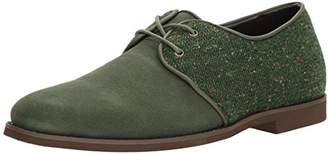 Generic Surplus Men's Klein Suede Mixed Material Oxford