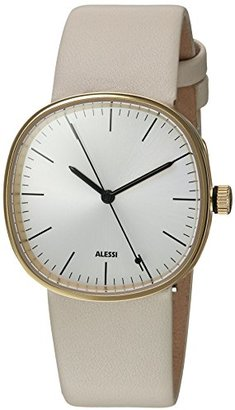 Alessi (アレッシー) - Alessiレディースal5052 tic15 Analog Display Analog Quartz Beige Watch