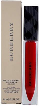 Burberry 0.2Oz Poppy Red No.113 Kisses Gloss
