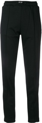 Moncler elasticated waist trousers