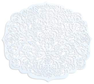 Ceci New York Set of Eight Damask Placemat