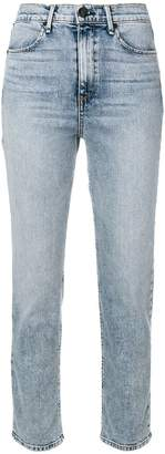 Rag & Bone Jean Double Down straight jeans