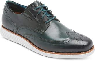 Rockport Men Tmds 4-Point Wingtip Lace-Ups Shoes Men Shoes