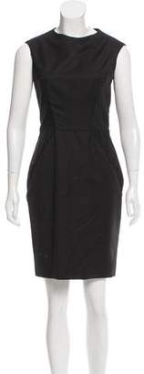 Calvin Klein Collection Mini Sheath Dress