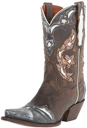 Dan Post Women's Copper Queen Cowboy Boot