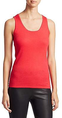 Saks Fifth Avenue Women's COLLECTION Cashmere Shell