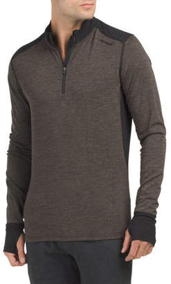Factor 8 Quarter Zip Top