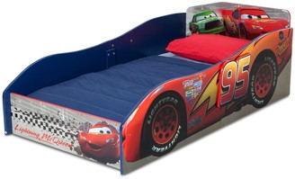 Disney Pixar Disney / Pixar Cars Wood Toddler Bed by Delta Children