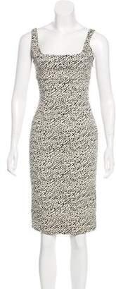 Diane von Furstenberg Knee-Length Shift Dress