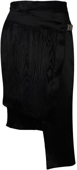 Preen Devore Flag Skirt