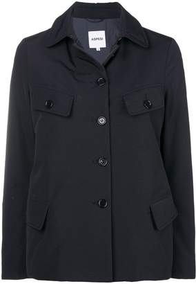Aspesi double-breasted jacket