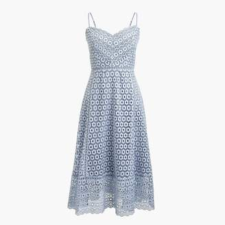 J.Crew Daisylace dress