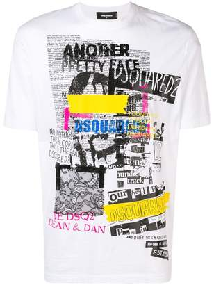 DSQUARED2 Another Pretty Face T-shirt