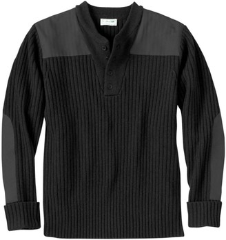 L.L. Bean Commando Sweater, Henley Sweaters for Men | L.L.Bean