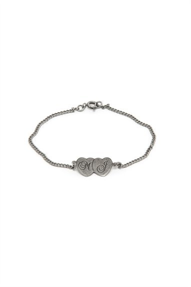 Marc Jacobs SPECIAL Double Heart Bracelet