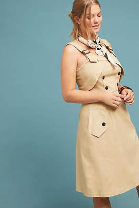 Eva Franco Trench Dress