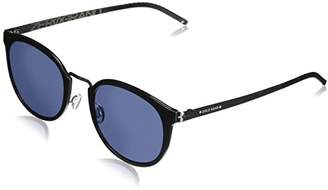 7b38014ce0 Cole Haan Men s Ch6040 Metal Round Sunglasses
