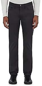 Theory Men's Haydin Slim-Straight Pants - Gray