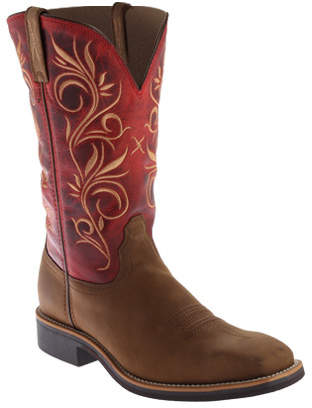 Women's Twisted X Boots WTH0006 Top Hand Cowgirl Boot