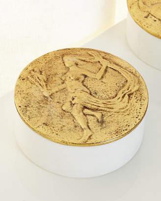 Michael Aram Zodiac Box, Virgo