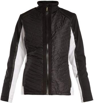 LACROIX Feel bi-colour zip-through performance jacket