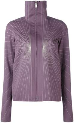 Rick Owens embroidered jacket