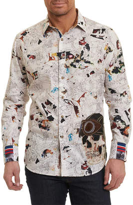 Robert Graham Dix Limited Edition Classic Fit Woven Shirt