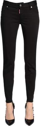 DSQUARED2 Twiggy Cotton Denim Jeans