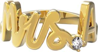 Alison Lou Mrs. Diamond Ring