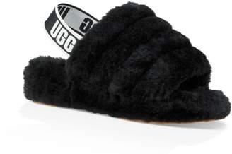UGG Fluff Yeah Genuine Shearling Slide Slipper