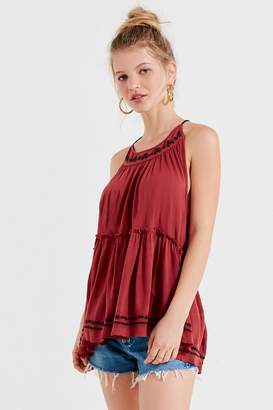 Urban Outfitters Dream Catcher Tiered Tank Top