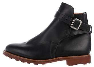 Mark McNairy New Amsterdam Leather Ankle Boots