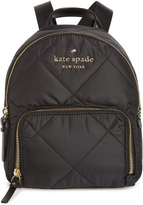 Kate Spade Watson Lane - Quilted Small Hartley Nylon Backpack
