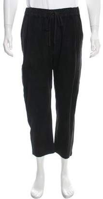 Vince Cropped Suede Pants w/ Tags