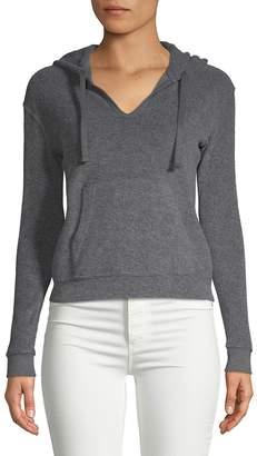 James Perse Women's Pullover Hoodie