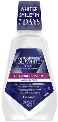 Crest 3D White Luxe Glamorous White Multi-Care Whitening Mouthwash Fresh Mint $4.19 thestylecure.com