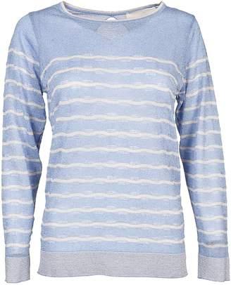 Chiara Bertani Striped Sweater